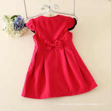 Guangzhou Fabrik billige Kleidung für Kinder Mädchen in Massenproduktion warme Kleidung Kleid Kinder Kleidung mit Hüte matchdress