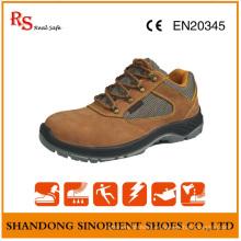 Chaussures de sécurité en cuir Nutuck Delta Toe