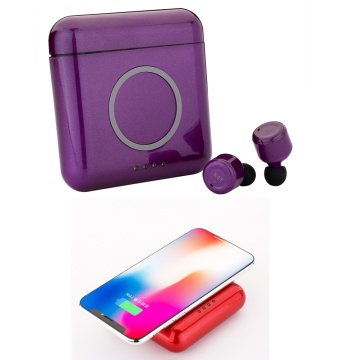 All+touch+Bluetooth+Earphone+with+Wireless+Charger