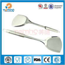 stainless steel kitchen shovel