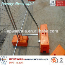 Anping Wanhua--Outdoor Temporary Construction Fence Panels factory SGS