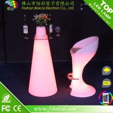 Iluminar la barra LED de la mesa