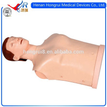 Mannequin d'entraînement en mode CPR à semi-corps de mode nouvelle ISO