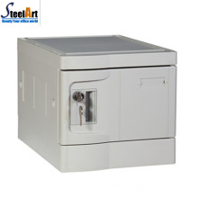 Hot selling good quality abs plastic locker with key lock