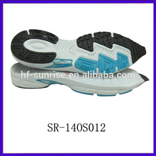 white eva outsole eva rubber soles men sports shoes sole
