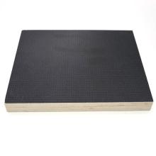 pvc plywood sheet antislip film faced plywood 12mm for trailer decking