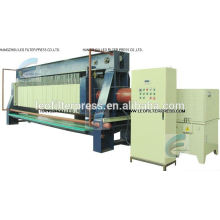 Prensa de filtro Leo Prensa de filtro hidráulico de alta eficiencia Prensa hidráulica de alta eficiencia