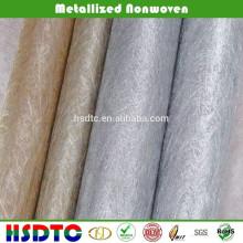 Tecido não tecido de 30gsm Metalizado