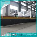 Landglass Flat Tempered Glass Making Machine for Window Glass