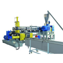 PP PE PS PA PC ABS Hard Scrap Plastic Pelletizer Machine for Recycling