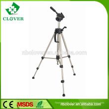 Preto ou prata tripé flexível profissional para câmera digital