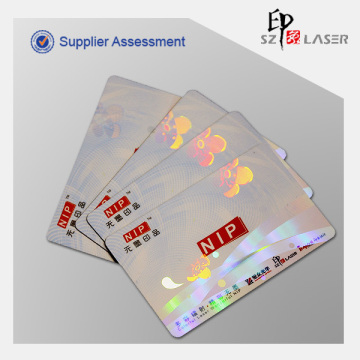 Hologram Thermal Transfer Printer Ribbon with 3 Inch Core
