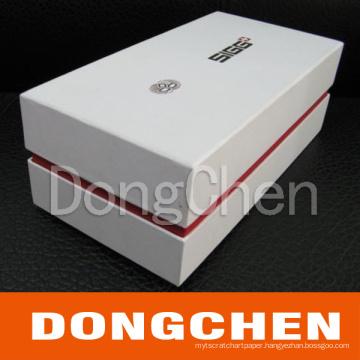 Custom Paper Matt/Glossy Laminated Perfume Packaging Box