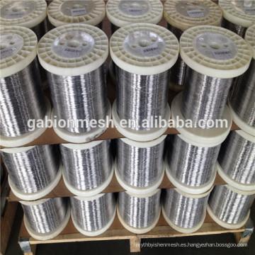 Fábrica caliente de Anping del alambre del piano del acero inoxidable de la venta