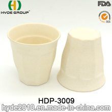 Natural Eco-Friendly Bamboo Fiber Cup (HDP-3009)