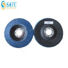 Disques de fibre de ponçage de zircone dentaire de vente chaude adaptés aux besoins du client pour le métal
