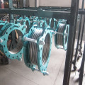 Expansion Joint with Double Flanges