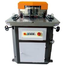 Esquina hidráulica Máquina de entalhar / Notcher (ângulo variável 4mm)