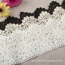 Embroidery Cotton Lace/Embroidered Lace