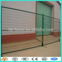 Durable and strong hot-dipped galvanized Temporary fencing