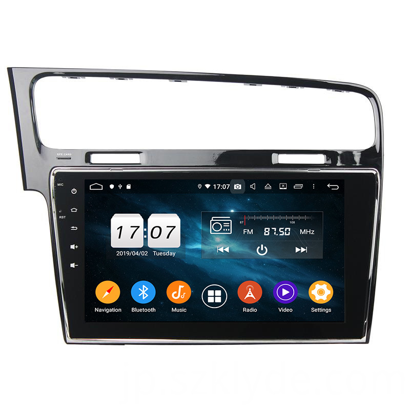 Golf 7 car android
