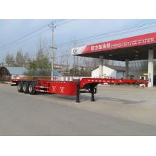 15m Tri-axle 20ft-40ft Container Transport Semi-trailer