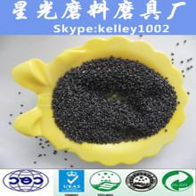 Schwarzes geschmolzenes Aluminiumoxid für Polier- und Schleifscheibe (XG-B-80)