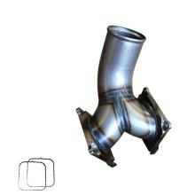 OEM universal air intake pipe Y-bridge for car