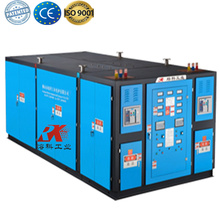 Power supplies cabinet for steel melting induction furnace