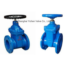 Z45X Type Soft Seal Non Rising Stem Gate Valve (Z45X)