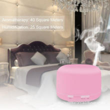 Auto Shut Off Natural Mini Ultrasonic Humidifier 500ml