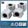 Aluminium CNC Machining Shop Process Factory Directly (WKC-473)