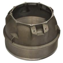 Fundición de arena de aluminio para DC Generator