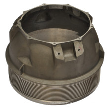 Fundição de areia de alumínio para gerador de corrente contínua