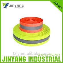 100%polyester colored reflective webbing
