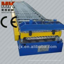 Metallwand Dach Formmaschine