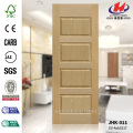 Apartment Construction Veneer Moulded Door Skin with EV ASH Medium Door Panel