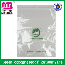golden supplier clear plastic bag for soap packaging
