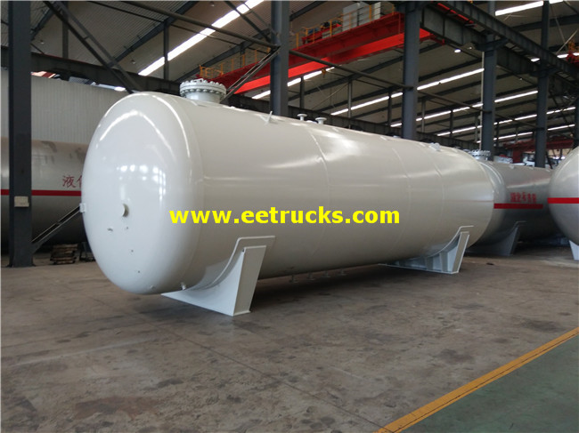 50 CBM ASME Propane Gas Storage Cylinders