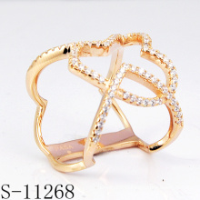 Новое стильное кольцо ювелирных изделий способа 925 серебряное (S-11268)
