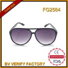 Fg25654 preiswerte beliebte Katze 3 Vintage Sonnenbrille UV400 2016