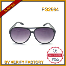 Fg25654 Cheap Popular Cat 3 UV400 Vintage Sunglasses 2016