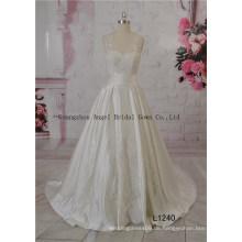 2015 neue Ankunft Arabisch Kristall Ballkleid Brautkleid