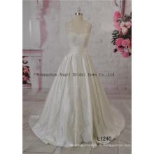 2015 Новое Прибытие Арабский Кристалл Бальное Платье Свадебное Платье