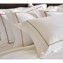 100% Algodão ou T / C 50/50 / Bordados Hotel / Home Bedding Set (WS-2016043)