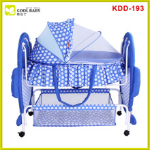 New model design 0-6 months baby crib
