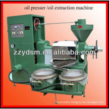 Automatic Peanut Oil Presser Machine(200KG/H) 0086-15138669026
