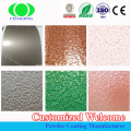 RAL 9005  Powder Coating For Aluminium