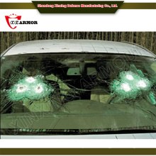 Hot sale quality bullet proof glass max size
