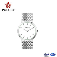 Горячие Продукты Продажа Простой Дизайн Из Нержавеющей Стали Часы Мода Мужские Часы